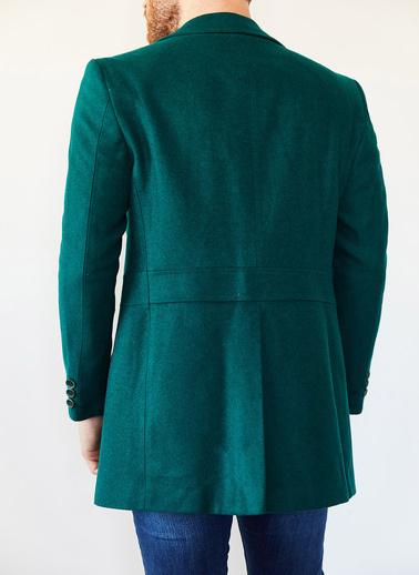 XHAN Zümrüt Yeşili Kaban 0Yxe4-44087-44 Yeşil